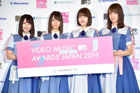 【日向坂46】「MTV VMAJ 2019 -THE LIVE-」のMCに日向坂キタ━━━(゚∀゚)━━━!! : 欅坂46・日向坂46まとめ坂
