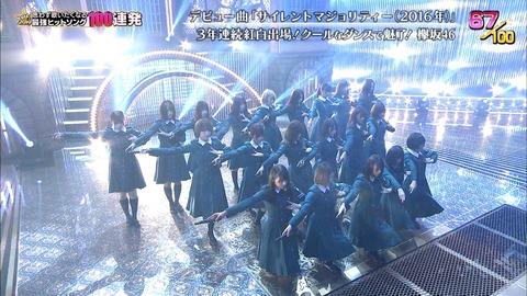 【欅坂46】「テレ東音楽祭2019」サイレントマジョリティーを披露!センターは小林由依 : 欅坂46・日向坂46まとめ坂
